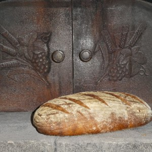 pain de campagne light rye
