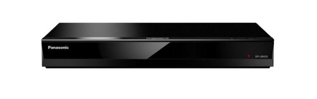 Nuova gamma lettori Blu-Ray UHD Panasonic