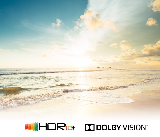 HDR10+/ Dolby Vision™