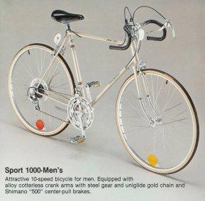Sport 1000 - Men's