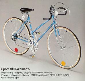 Sport 1000 - Women's