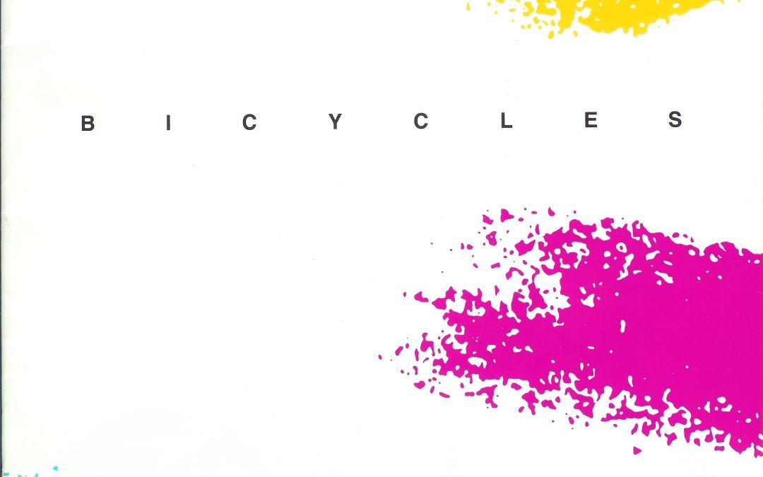 1988 Panasonic Bicycles