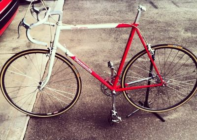 Looking like a bike again!