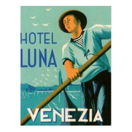 Nasce il Panathlon: hotel luna venezia