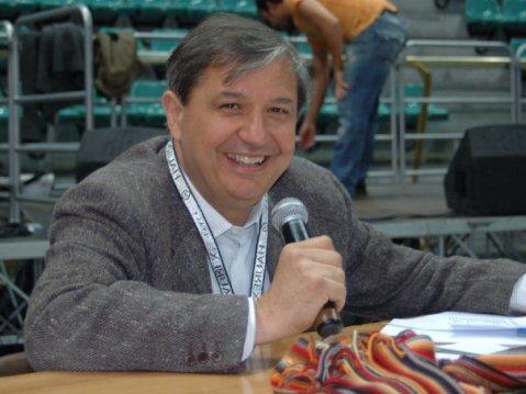Alberto Bortolotti vincitore del Premio nazionale di giornalismo Panathlon 2019