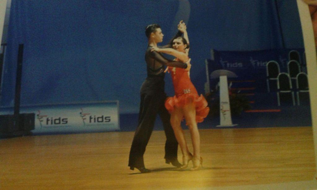 Ballare il mio sogno ad occhi aperti