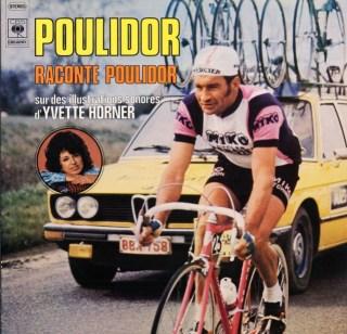 Raymond Poulidor ultima fuga, qui durante una gara