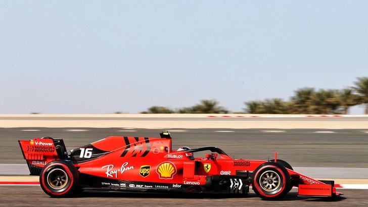 gara di f1 2019 nel Bahrein