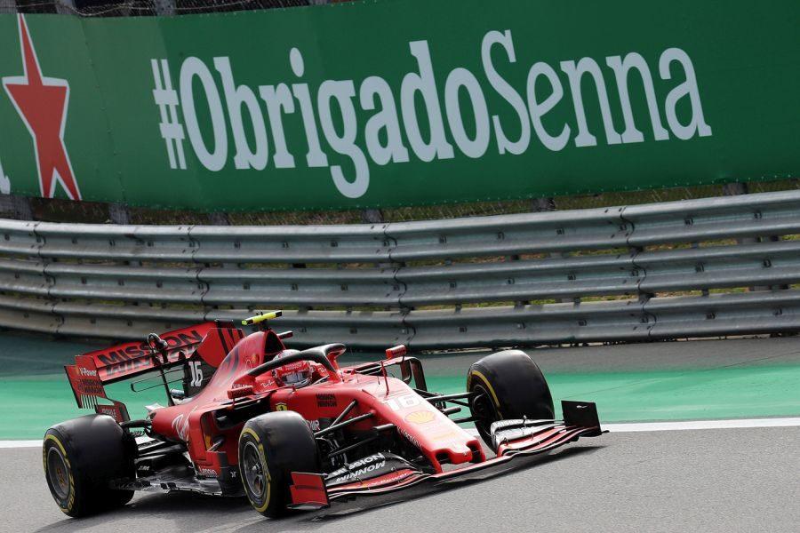 gara di f1 2019 in Brasile