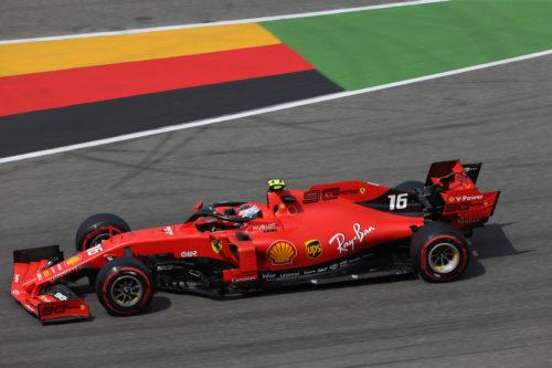 gara di f1 2019 in Germania