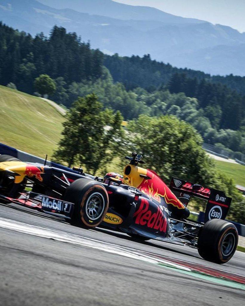 gara di f1 2019 in Austria