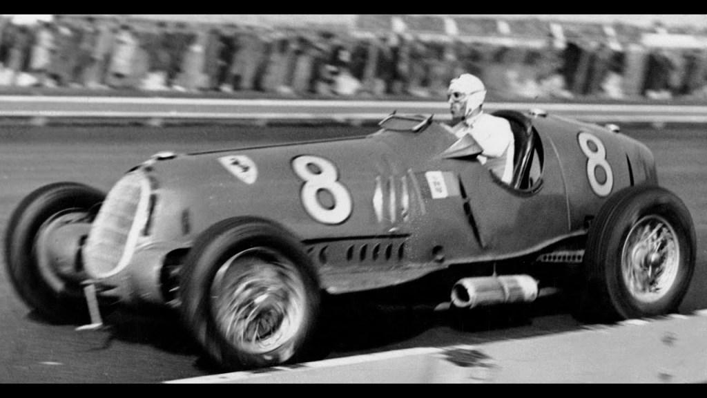 Eroi italiani dei motori:                 TAZIO NUVOLARI
