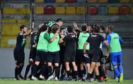 Play-Off serie B: Il Pordenone conquista l'intera posta a Frosinone