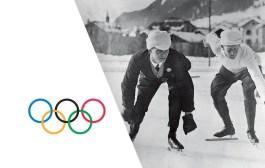 Esattamente 97anni fa come oggi si aprivano i primi Giochi Olimpici Invernali.