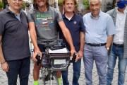 Panathlon Cuneo: In bicicletta con i Fratelli Panzera,
