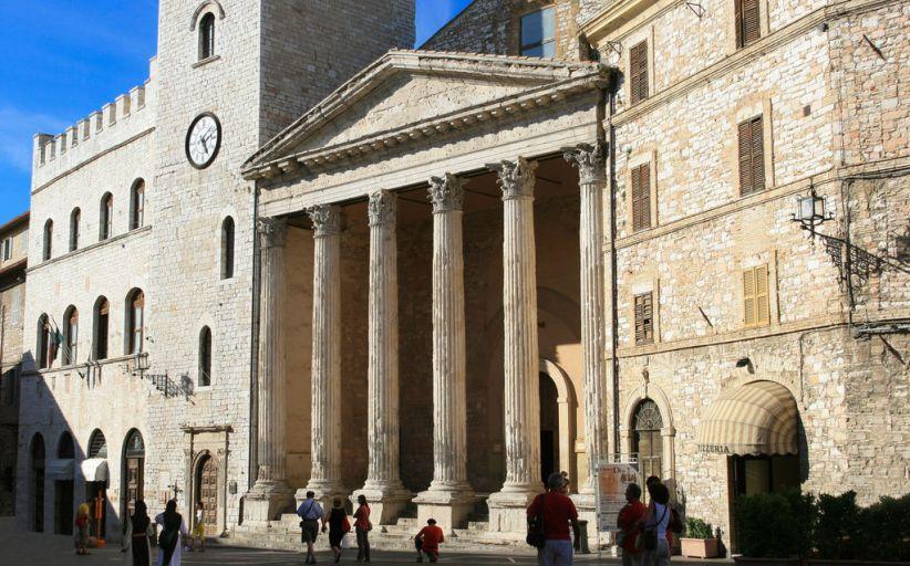 Panathlon Club Perugia, consegna Targhe Etiche al comune di Assisi