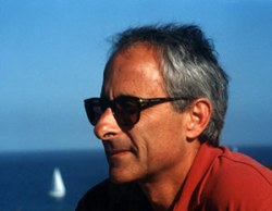 The author's late brother, Jeff Benjamin.