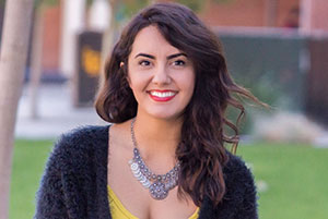 Cheyenne Goguen lost her father to pancreatic cancer years before working for the Pancreatic Cancer Action Network.