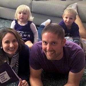 Joh Luedtke family