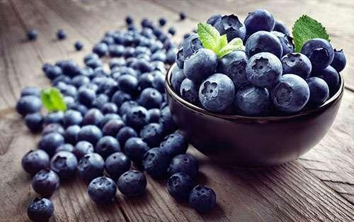 blueberry makanan penderita diabetes