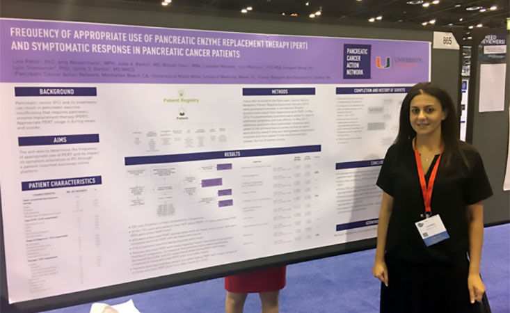 Pancreatic cancer experts present data about appropriate pancreatic enzyme use