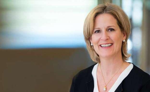 PanCAN Board Chair Hilarie Koplow-McAdams