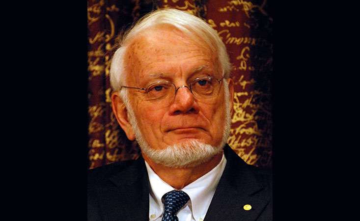 Thomas Steitz, PhD, Nobel Prize winner in chemistry died of pancreatic cancer in October 2018