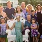 Two-year pancreatic cancer survivor Karen Kiernan