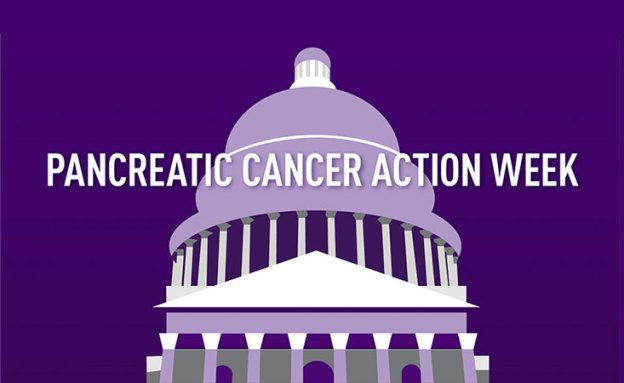 pancreatic cancer action week