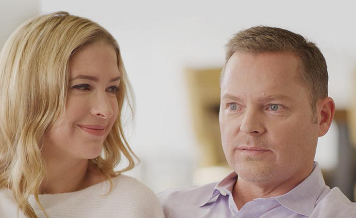 Siri cofounder Dag Kittlaus, who battled the same pancreatic cancer as Steve Jobs, with wife