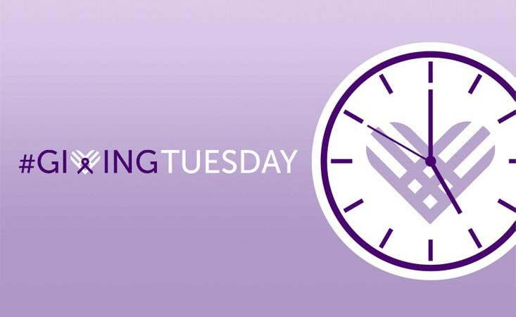 Giving Tuesday on Dec. 3, 2019, is a powerful way to support pancreatic cancer patients