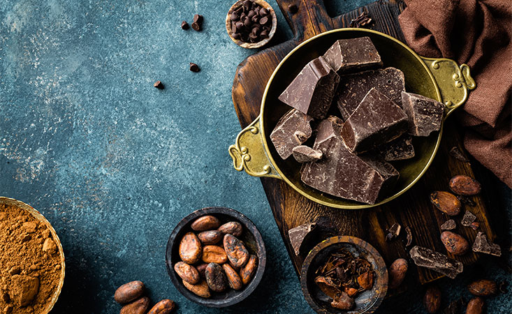 Balanced amount of dark chocolate can offer health benefits to pancreatic cancer survivors