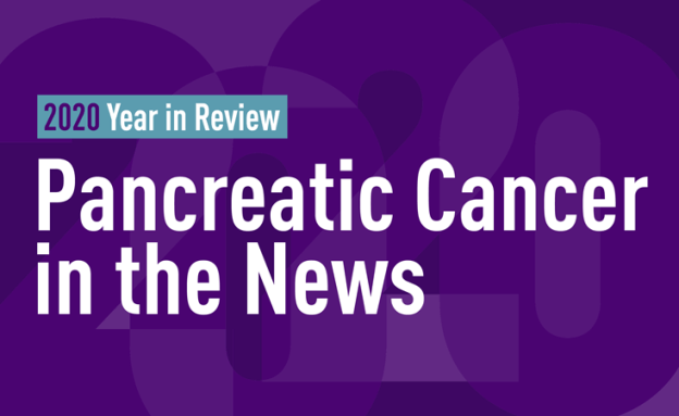 Pancreatic cancer was in the news in 2020