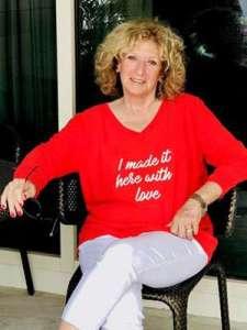 Pancreatic cancer survivor Reesa Levy.