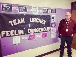 Stage 4 pancreatic cancer survivor raises awareness about disease symptoms