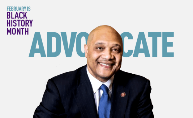 Congressman André Carson of Indiana