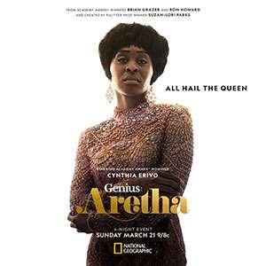 Genius: Aretha Poster Image
