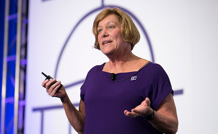 PanCAN's Chief Science Officer speaks to advocates about pancreatic cancer research updates