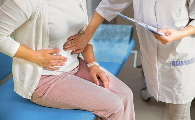Patient with pancreatic cancer receives pain management from a supportive care specialist