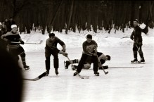 Hokej u kubicima - februar 1963. 09
