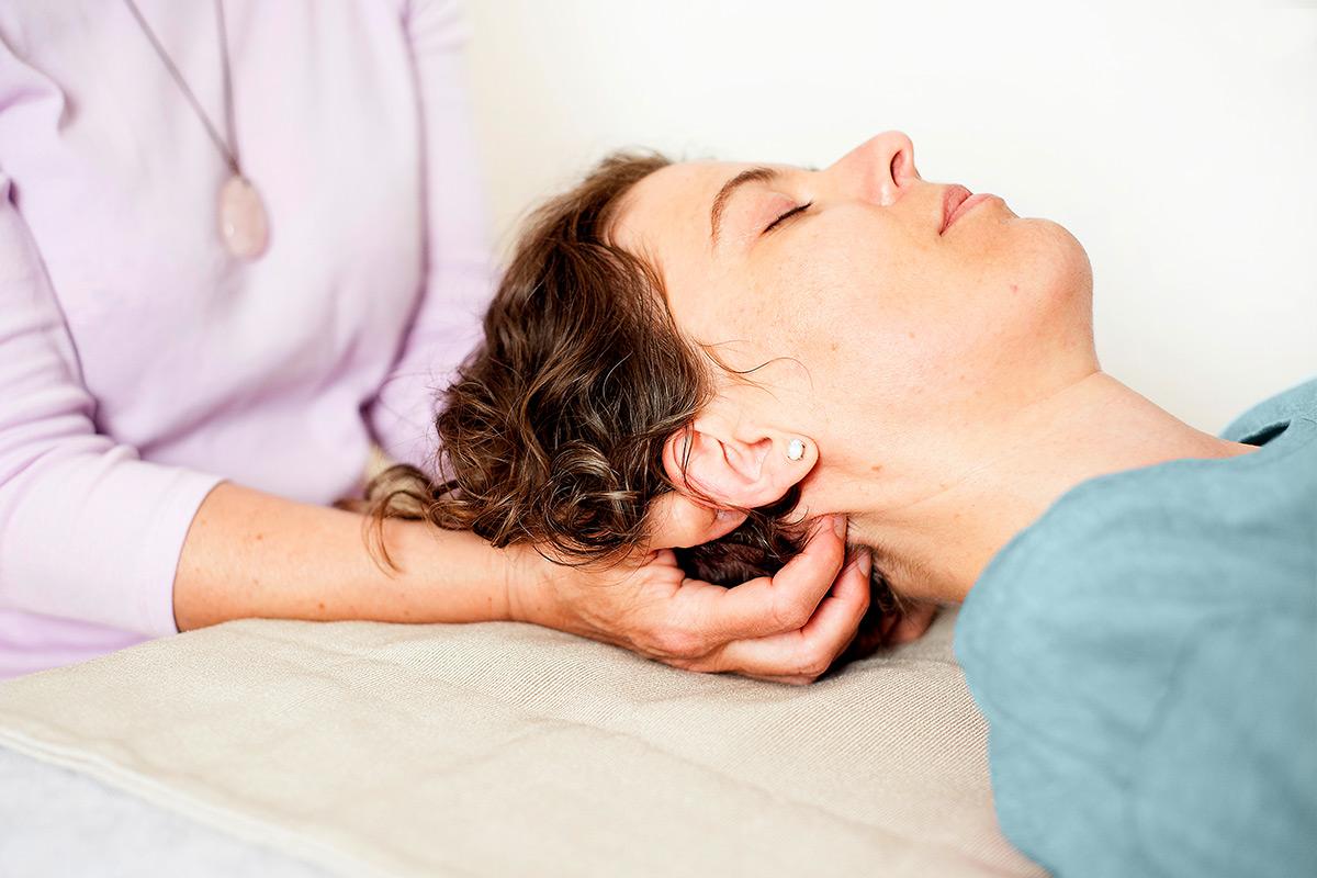 Massage Craniosacral