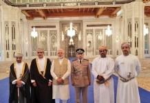 ओमान: पीएम मोदी ने किया शिव मंदिर का दर्शन और मस्जिद में मांगी दुआ