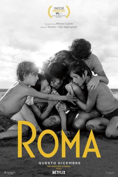 Roma il poster
