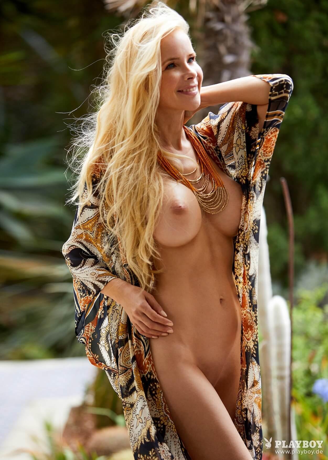 Playboy De - Sylvia Leifheit Coverstar September 2019 10 -9897