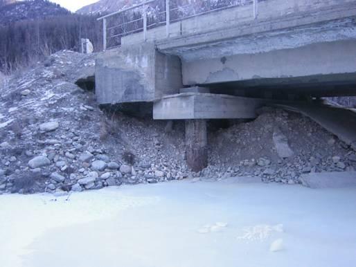 Рабочий проект на капитальный ремонт железобетонного моста ...