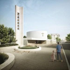 Scelto il progetto per la nuova chiesa parrocchiale di San Biagio