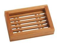 Bamboe zeepbakje – zeephouder – zeepbakje bamboe – houten zeepbakje