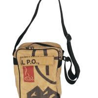 klein schoudertasje fairtrade schoudertas – duurzame schoudertas – heren schoudertas