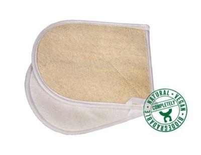 scrubhandschoen – Massage handschoen – natuurlijke scrub – loofah handschoen – sisal scrub