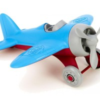 green toys speelgoed vliegtuig - eco speelgoed